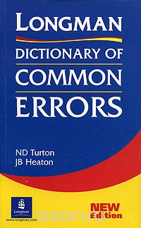 "Скачать книгу ""Longman Dictionary of Common Errors, N. D. Turton, J. B. Heaton"""